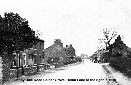 Denby Dale Road