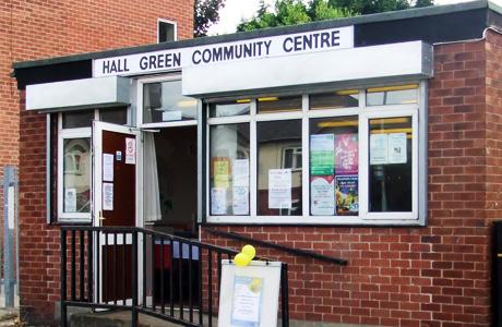 Hallgreen community centre