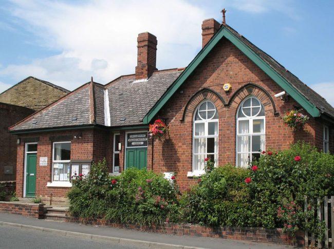 Village hall institute